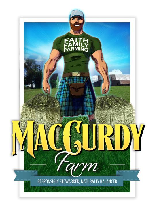 MacCurdy Farms Logo