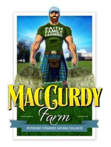 MacCurdy Farm logo